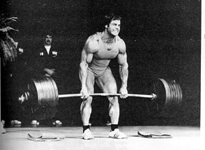 Franco Columbo Workout